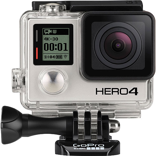 Alquiler Cámaras de Video 4K UHD GoPro Hero4 Black 4K Video Rental Buenos Aires Argentina