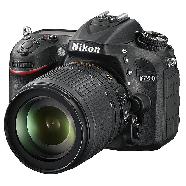 Alquiler Cámaras de Video Réflex Full HD Nikon D7200 Video Rental Buenos Aires Argentina