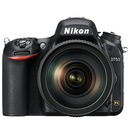 Alquiler Cámaras de Video Réflex Full HD Nikon D750 Video Rental Buenos Aires Argentina