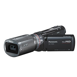Alquiler Cámaras de Video Full HD 3D Panasonic HDC-TM900 3D Rental Buenos Aires Argentina