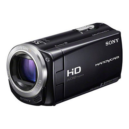 Alquiler Cámaras de Video Full HD Sony CX260 Pro Rental Buenos Aires Argentina