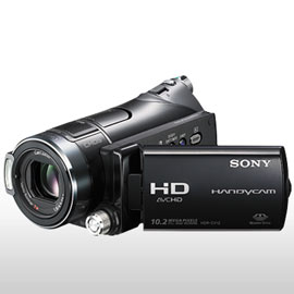 Alquiler Cámaras de Video Full HD Sony HDR-CX12 Pro Rental Buenos Aires Argentina
