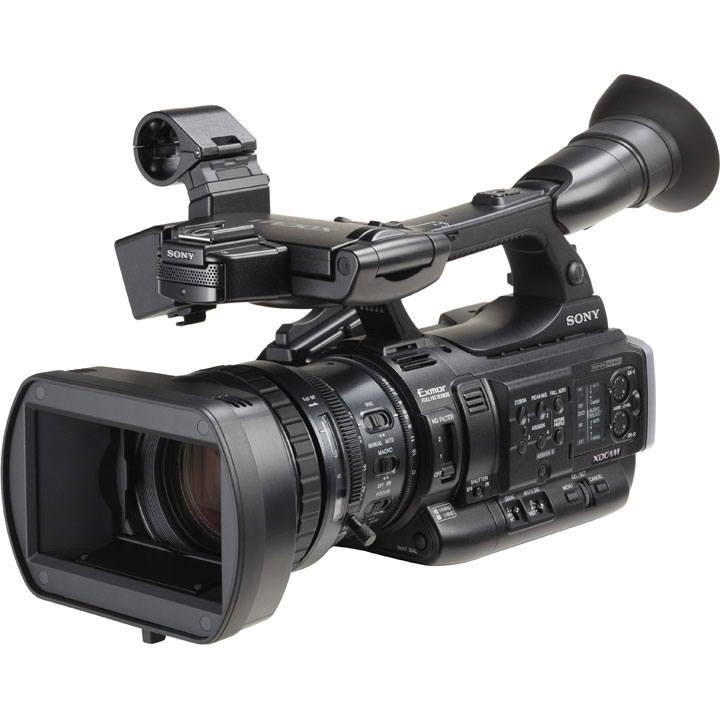 Alquiler Cámaras de Video Full HD Sony PMW-200 Pro Rental Buenos Aires Argentina
