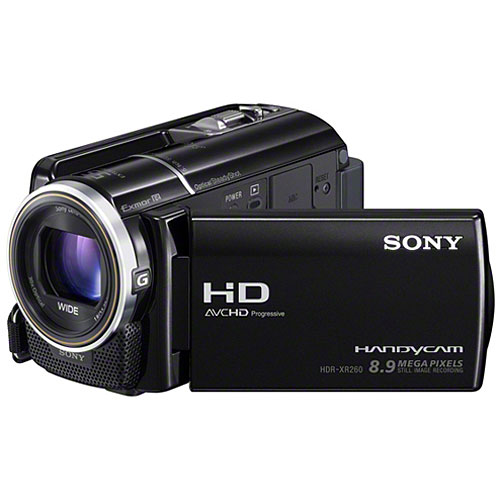 Alquiler Cámaras de Video Full HD Sony XR260 Pro Rental Buenos Aires Argentina