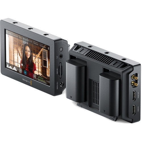 Alquiler Equipos de Video Recorders Blackmagic Video Assist HDMI Recorder 5 Rental Buenos Aires Argentina