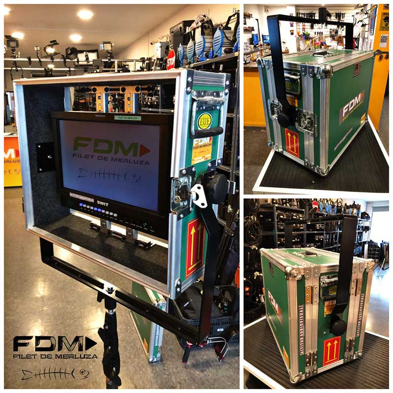 Alquiler Equipos de Video Monitores Swit S-1161H Rental Buenos Aires Argentina