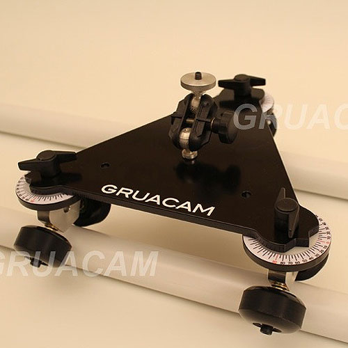 Alquiler Grips Sliders GruaCam Mini Dolly FDM Rental Buenos Aires Argentina
