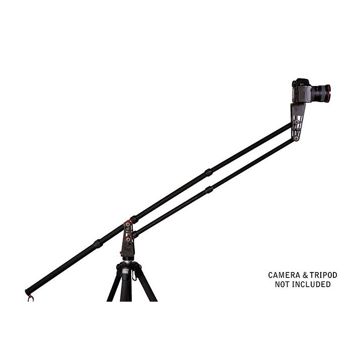Alquiler Grips Grúas Nice Industries Aviator Travel Jib Rental Buenos Aires Argentina
