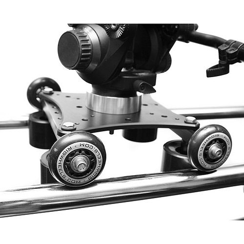Alquiler Grips Slider Dolly RigWheels RR01 RailDolly Rental Buenos Aires Argentina