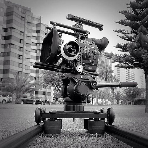 Alquiler Slider Dolly Rental Buenos Aires Argentina