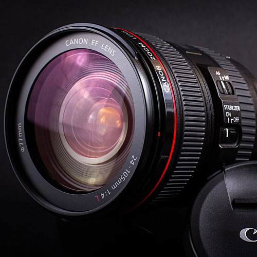 Alquiler Lentes Canon EF Canon Zoom EF 24-105mm f4L IS USM FDM Rental Buenos Aires Argentina
