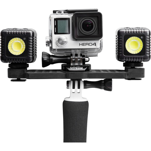 Alquiler Luces LED Sumergibles Lume Cube Dual Kit for GoPro FDM Rental Buenos Aires Argentina