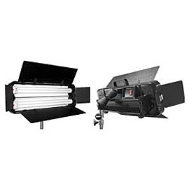 Alquiler Luces Tubos Fluorescentes Pampa Light 2x55W FDM Rental Buenos Aires Argentina
