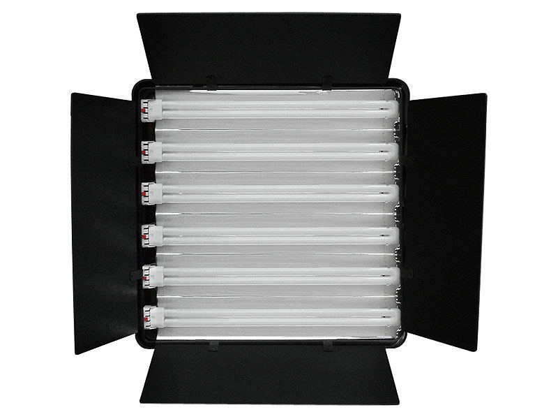 Alquiler Luces Tubos Fluorescentes Pampa Light 6x55W FDM Rental Buenos Aires Argentina